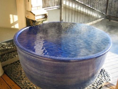 貸切露天風呂「輝きの湯」
