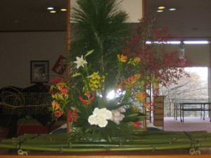 2014年 新年のご挨拶 ホテル神の湯温泉