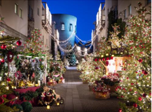 八ヶ岳クリスマスタウン