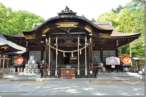 武田神社の詳細は画像クリック