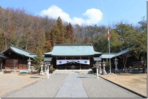 護国神社の詳細は画像クリック