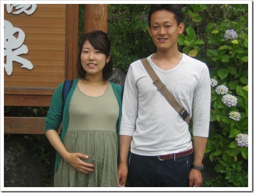 愛知県よりご夫婦での温泉旅行のご宿泊